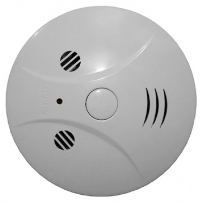 smoke detector spy cameras