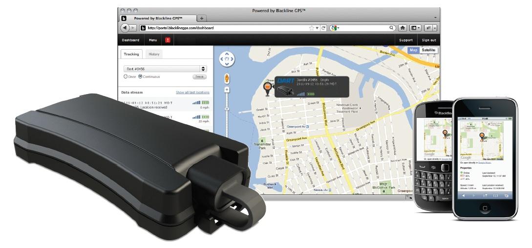 Blackline GPS Tracker