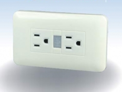 Six Technologies Inc. Power Outlet Camera