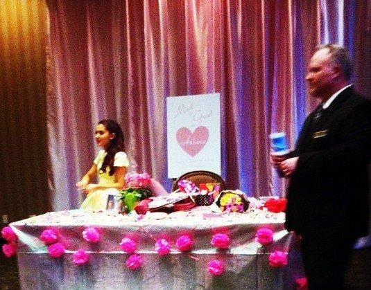 David Chemago Providing Personal Protection For Ariana Grande In Vancouver Canada